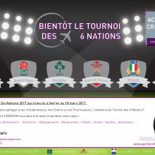 Tournoi des 6 Nations 2017