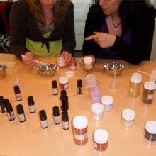 Team Building Création cosmetique