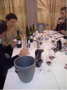 Team Building Wine Making