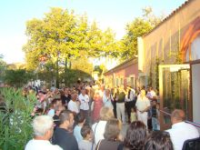 Inauguration Vinauberge