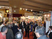 Salon de la maison à Argelès pour l'UPAM (Union des Parcs d'Activités Méditerranée). Edition 2012